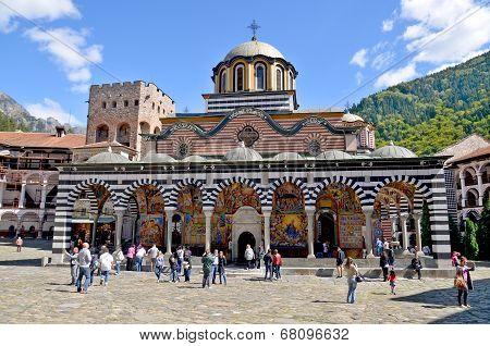 The Monastery of Saint Ivan of Rila