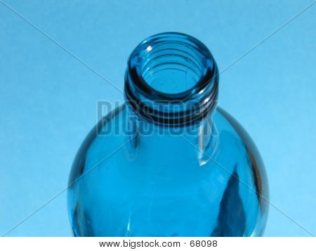 Blue Bottle I