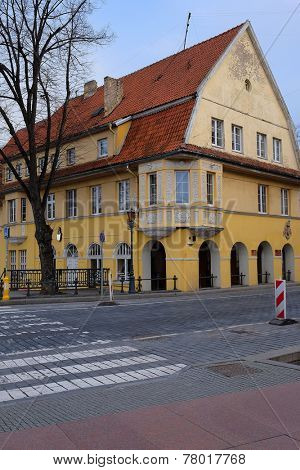 image of a house   in Klaipeda