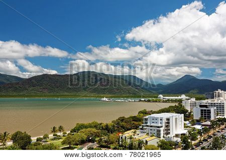 View Of Cairns Qld