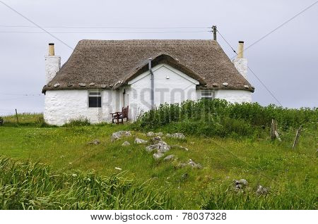 Restored Croft Cottage