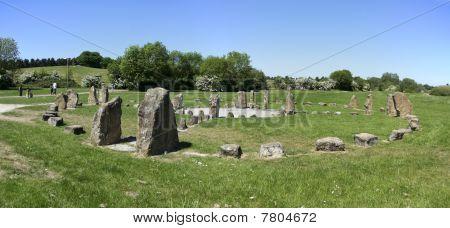 Stone Circle Milton Keynes