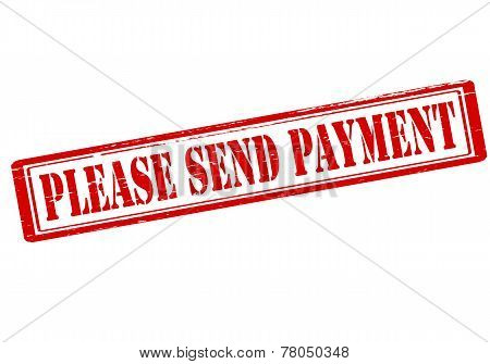 Please Send Payment