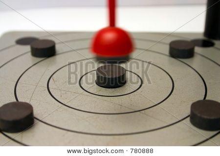 magnet oscilating