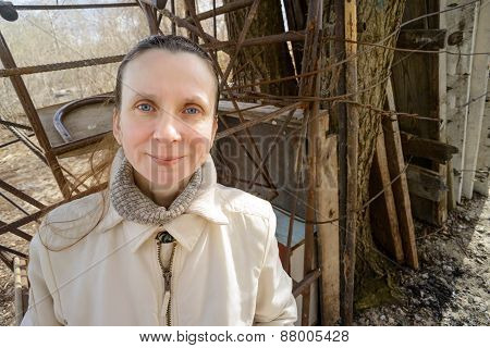 Benevolent Adult Woman