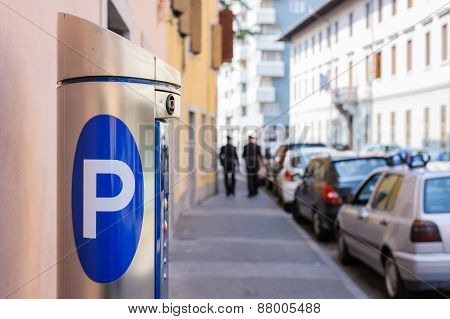 Machine Parking