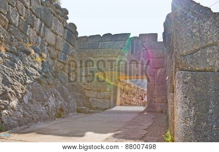 The Ancient Gate