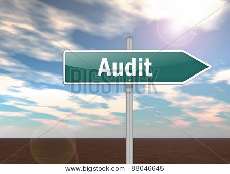 Signpost Audit