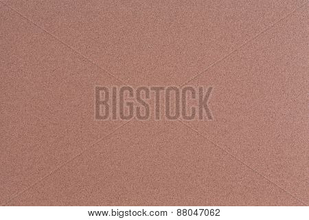 Textured Cork Board Background With Copy Space