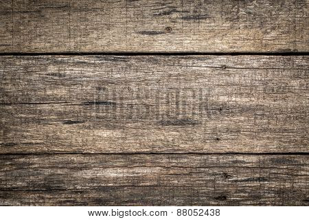 background texture of old weathered, grunge wood planks