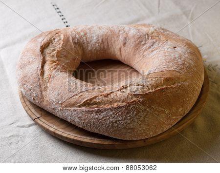 Galician Bread.