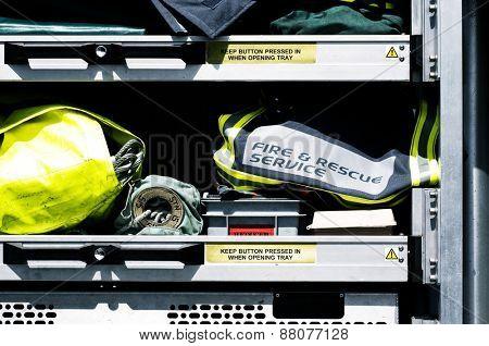 Fire rescue services