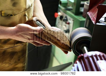 Elegant men's shoes made to measure