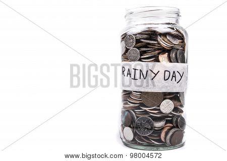 A rainy day fund