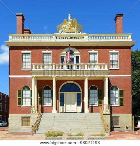 Custom House, Salem, Massachusetts