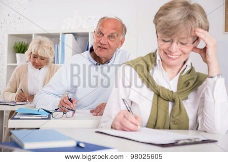 Taking Notes On The Classes