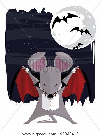 The Vampire Mouse