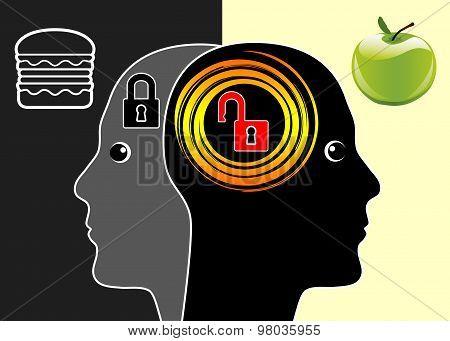 Brain Or Junk Food