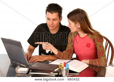 Studying Together 2