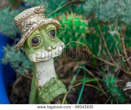 Froggy Garden Fun