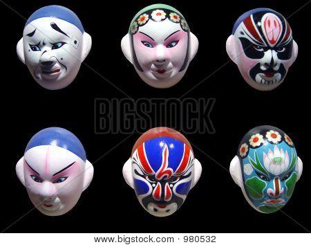 Peking Opera Mask