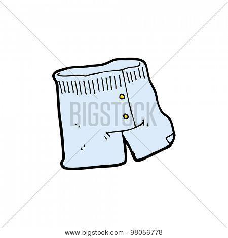 cartoon underwear