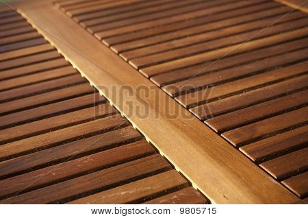 Timber Slats