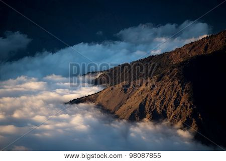 Over The Sea Of Clouds