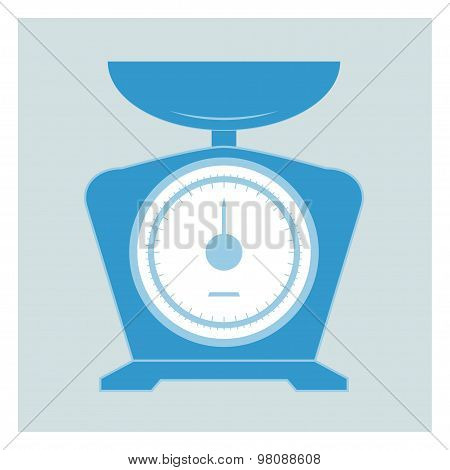 Kitchen Scales Icons