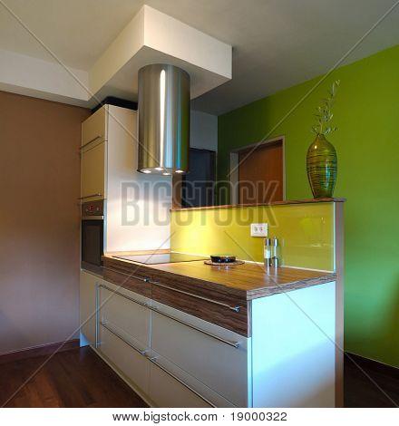 Nuevo diseño de la cocina