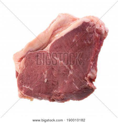 Raw Fresh Beef Steaks, Fresh Sirloin Steaks