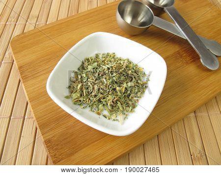 Heartsease, Violae tricoloris herba, for herbal medicine