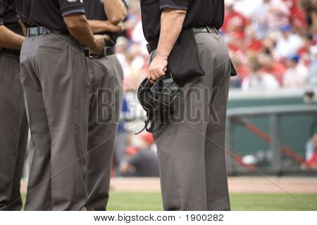 Umpire Crew