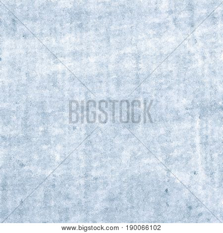 Scratchy weathered grunge pastel light blue texture background