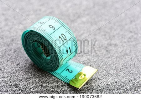 Measuring Tape Roll