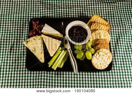 Cheeseboard For Sharing
