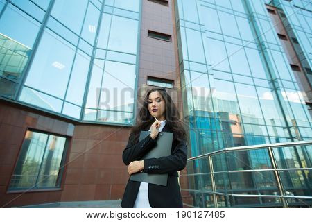woman, business, girl, city, confident, modern, outdoor, outdoors, professional, suit, agent, assistant, boss, cityscape, leadership, manager, megapolis, worker, adult, alone, attractive, building, confidence, corporate, executive, gorgeous, businesswoman