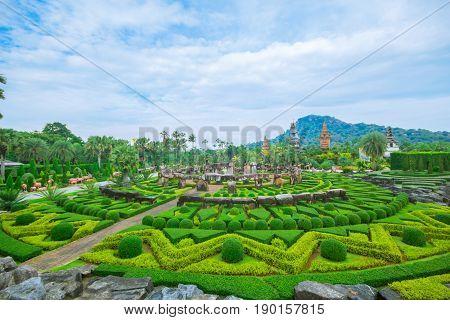 Stoneheng At Nong Nooch Garden Pattaya.