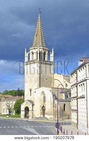 St. Martha's Church Tarascon Province-Alpes-Cote D'Azur France