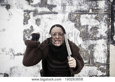 Aggressive Thief Attacks
