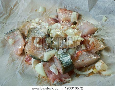 Salted Whitefish Sugudai