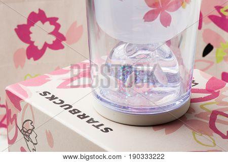Starbucks Sakura Tumbler