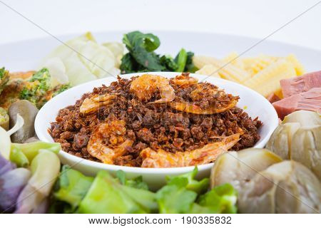 Lemongrass Chili  Paste