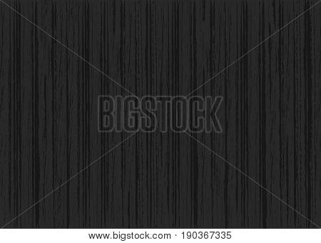 Black wood texture background. Wooden striped fiber textured background
