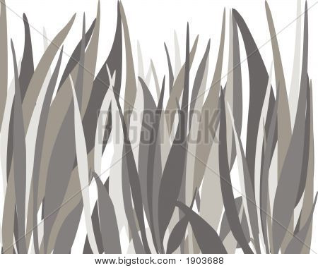 Black Brown And Grey Grass Background