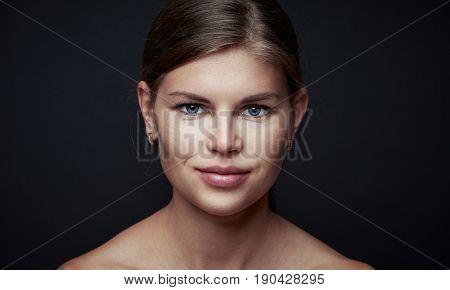 Skincare. Skin hydration and freshness. Rejuvenation concept.