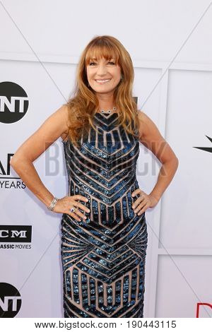 LOS ANGELES - JUN 8:  Jane Seymour at the American Film Institute's Lifetime Achievement Award to Diane Keaton at the Dolby Theater on June 8, 2017 in Los Angeles, CA