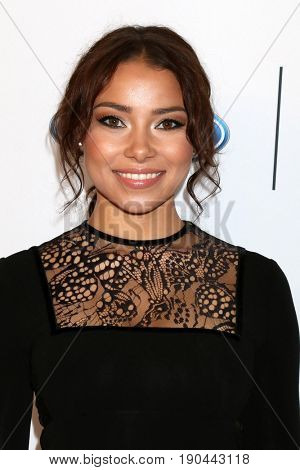 LOS ANGELES - JUN 6:  Jessica Parker Kennedy at the 42nd Annual Gracie Awards at the Beverly Wilshire Hotel on June 6, 2017 in Beverly Hills, CA