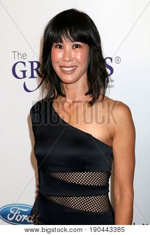 LOS ANGELES - JUN 6:  Laura Ling at the 42nd Annual Gracie Awards at the Beverly Wilshire Hotel on June 6, 2017 in Beverly Hills, CA
