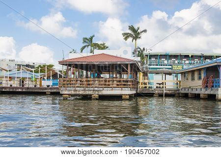 Belize Water Taxis